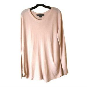 French Connection Light Pink Sweater Size M